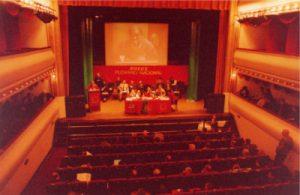 Aspecto geral do belo Cine Teatro de Elvas