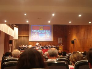 Aspecto da bela sala de Congressos de Viana do Castelo