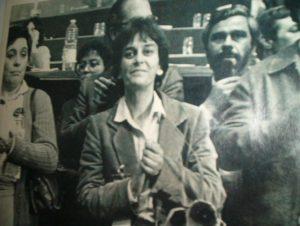 Secretária Geral do SNTCT - Isabel Figueiredo