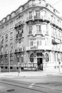A histórica Sede Nacional do SNTCT - Avenida da Liberdade, 240-1º - Lisboa