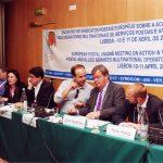 Encontro de Sindicatos Postais Europeus