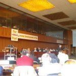 Genebra - 1ª Conferência Mundial UNI Postal
