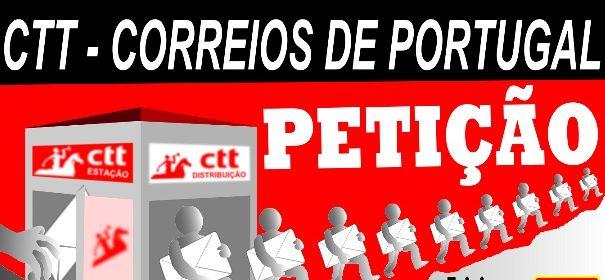 REVERSÃO PRIVATIZAÇÃO CTT